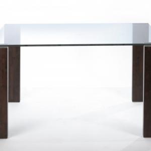 Laud klaasiga 1400x1000x750 mm